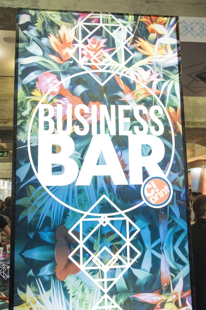 Business bar cprint