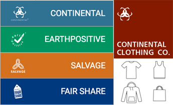 Continental-Clothing