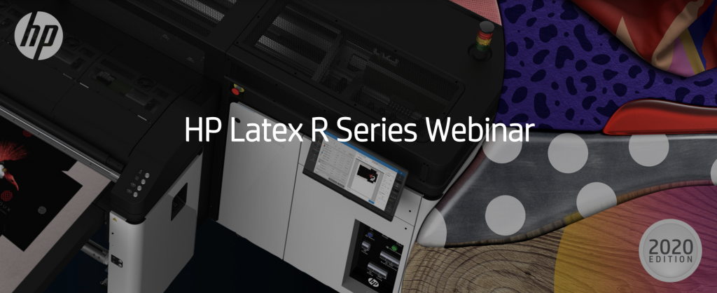 webinar HP Latex serie R