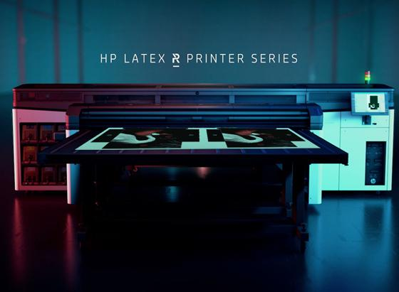 hp latex sere R